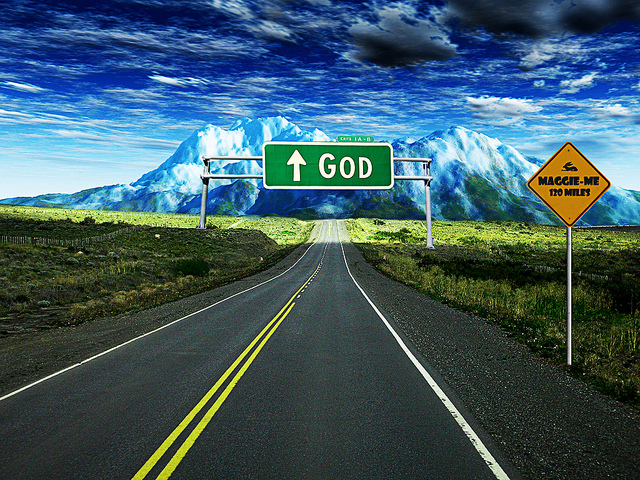 Destination God.
