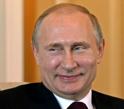 Putin ride