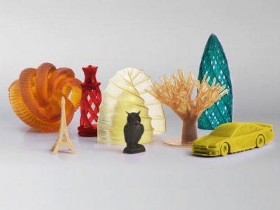esempi di oggetti creati con ONO 3D printing